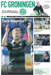 FCG Journaal nr.4 - juni 2016