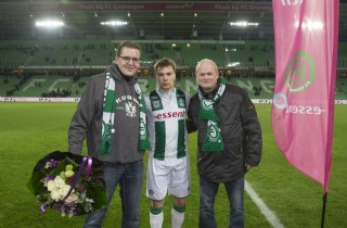 Tibbling Essent Man of the Match tegen Excelsior