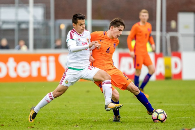 Vijf internationals in komende periode