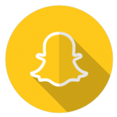 2d2700cbc33a006fc7be45736cb80b07-snapchat-icon-logo-by-vexels