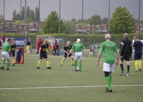 HANNN Walking Football Festival 2018