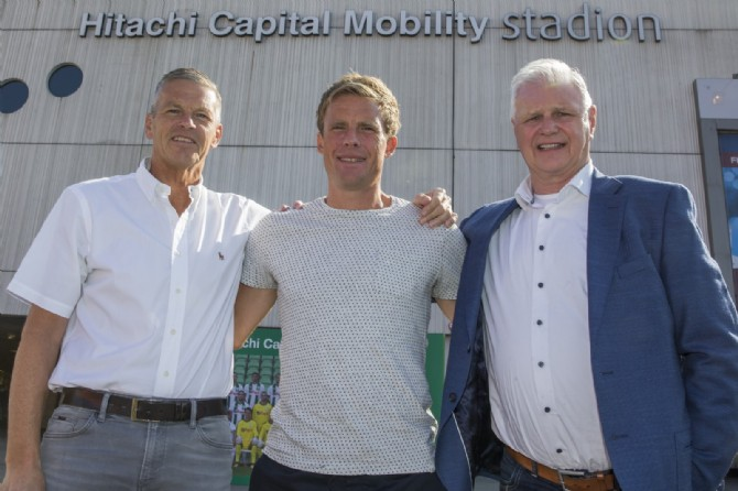 'Helden van weleer' in Hitachi Capital Mobility Stadion