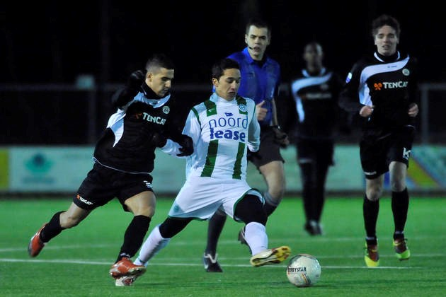 Beloften in slotfase langs Heracles