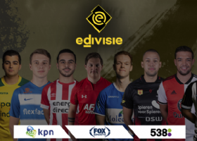 Xbox one-competitie eDivisie start op op 22 januari