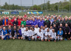HANNN Walking Football Festival 2019