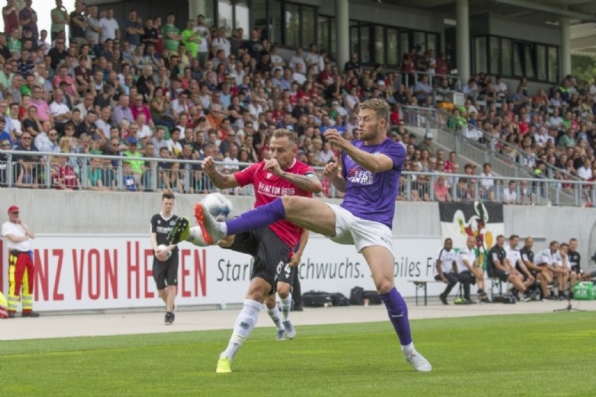 FC Groningen wint in Hannover