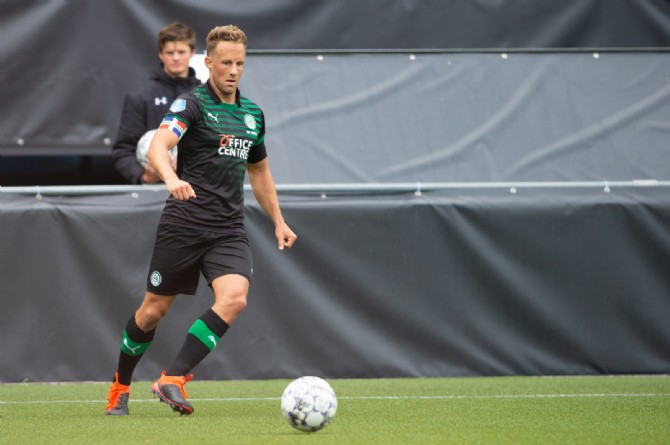 Debutant Van Hintum: 'De support was perfect'