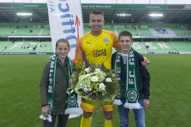 Padt opnieuw Office Centre Man of the Match