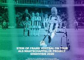 Stem op 'Framevoetbal on Tour'
