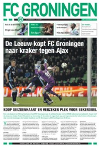 FCG Journaal nr.2 - november 2012