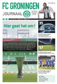FCG Journaal nr.1 - september 2015