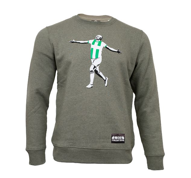 Moi Collective | Limited edition - Arjen Robben | Sweater