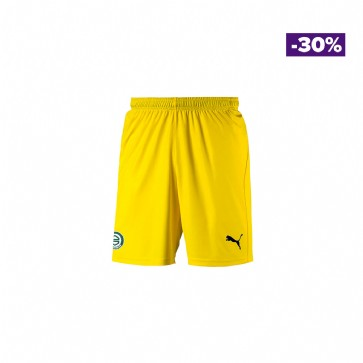 FC Groningen Keepersshort 20/21 Cyber Yellow