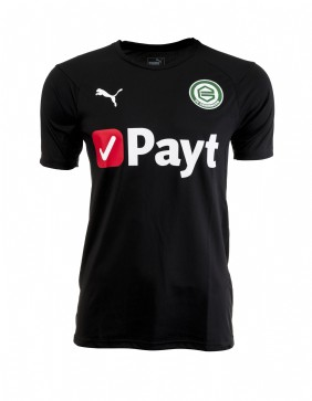 Trainingsshirt Zwart PUMA 18/19 Junior